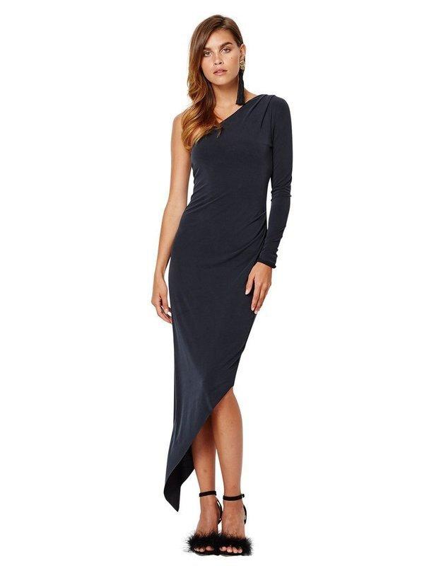Normandie Asymmetrical Dress