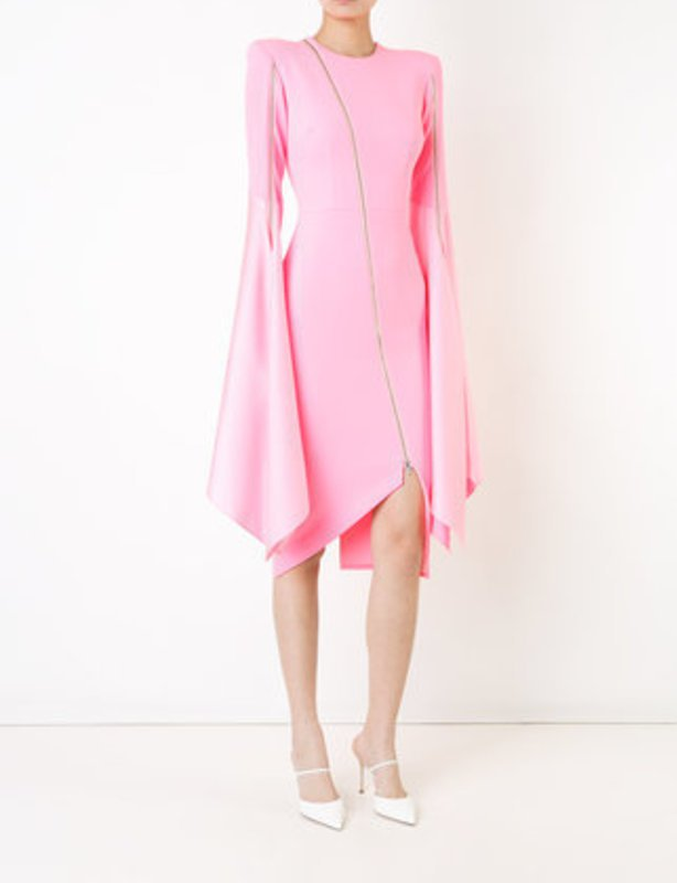 Alex Perry Pink Darcy Dress size 10