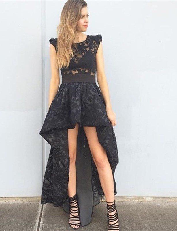Bronx & Banco Black Bohem Dress size 8