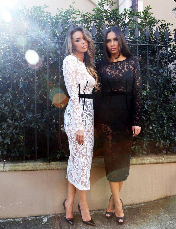Bronx And Banco Bohemiq Lace Dress