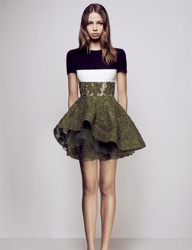 Alex Perry Delphine Mini Dress size 8