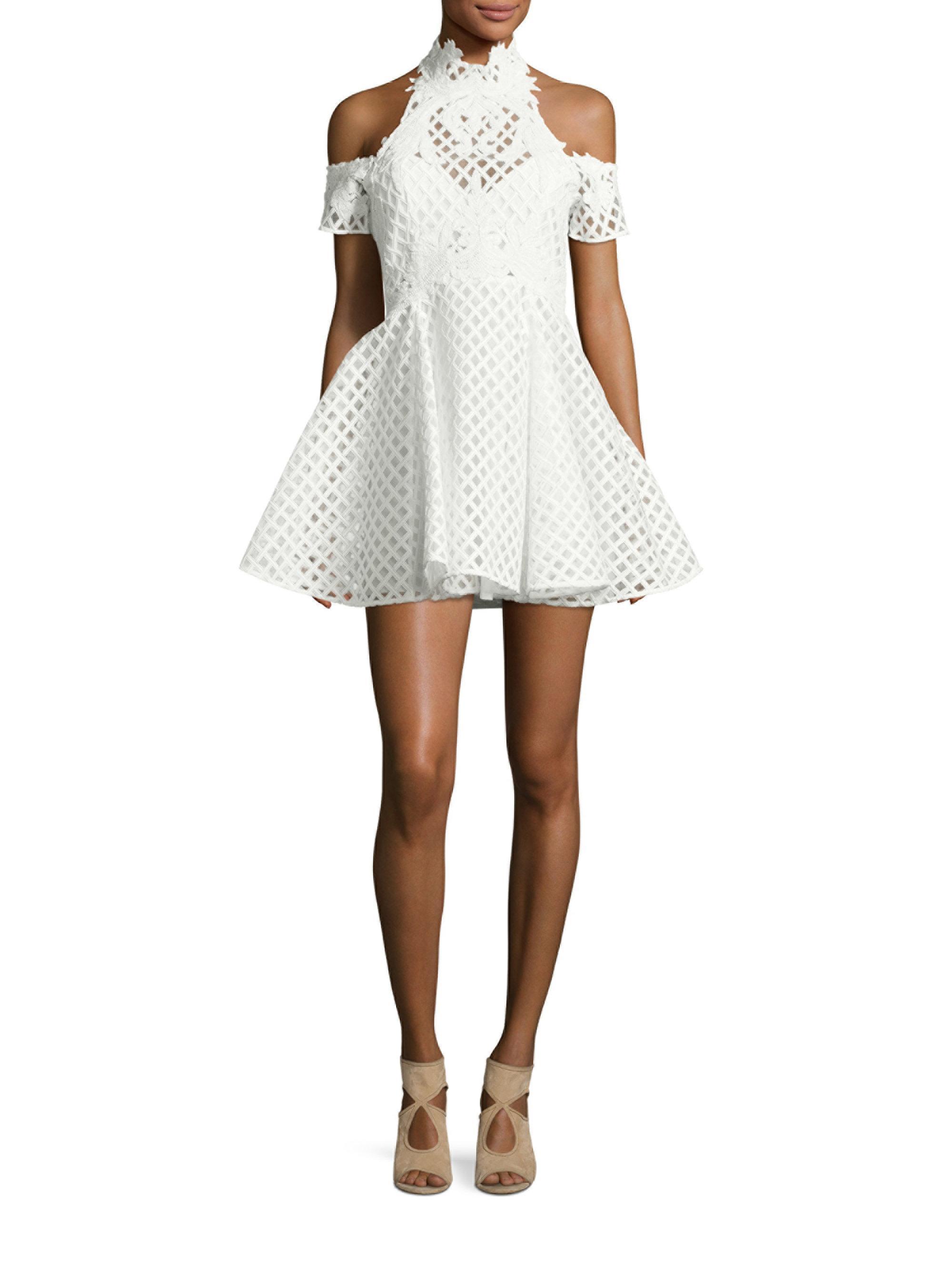 26fcbd6ff7d8 Thurley - Be Mine Dress White size 10