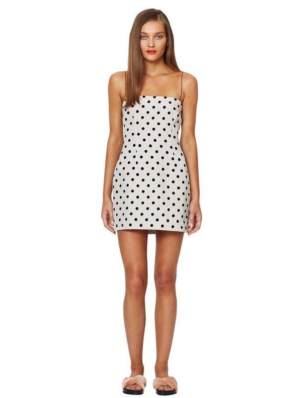 Bec & Bridge Anouk Spot Mini Dress