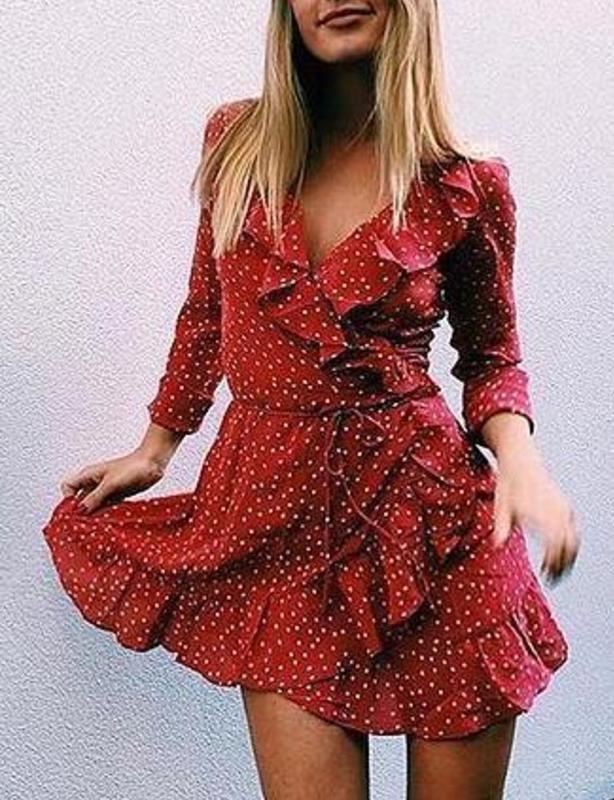 REALISATION PAR DIANE ALEXANDRA RED STAR SHORT LONGSLEEVE DRESS SIZE 6