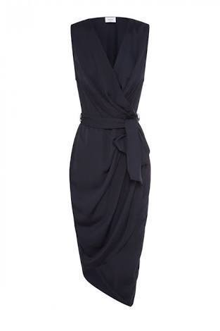 Sheike Allure Dress Navy Size 14 The Volte