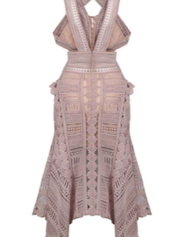THURLEY MOON OVER WATER DRESS NUDE