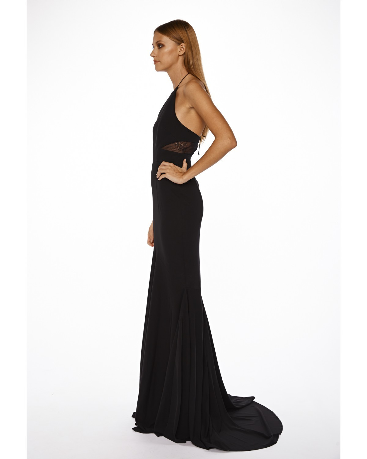 Alex Perry Wedding Gowns: Alex Perry Talise Gown - Black Size 6