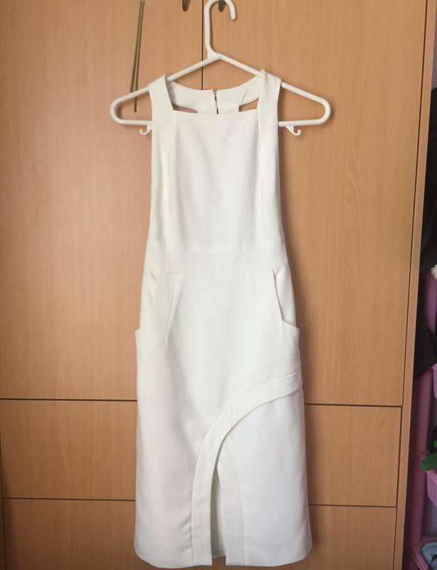 Finders Keepers White Dress