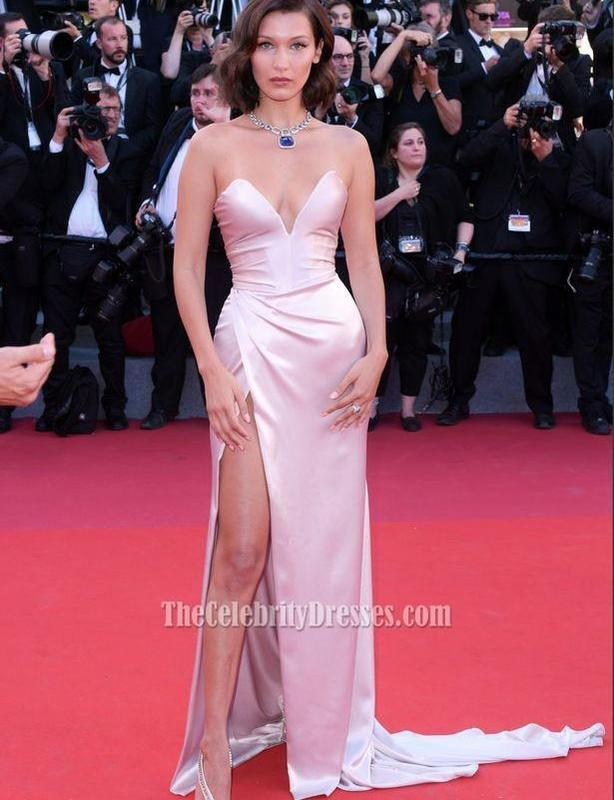 The Celebrity Dress Bella Hadid Cannes Film Festival 2017 Gown size 8