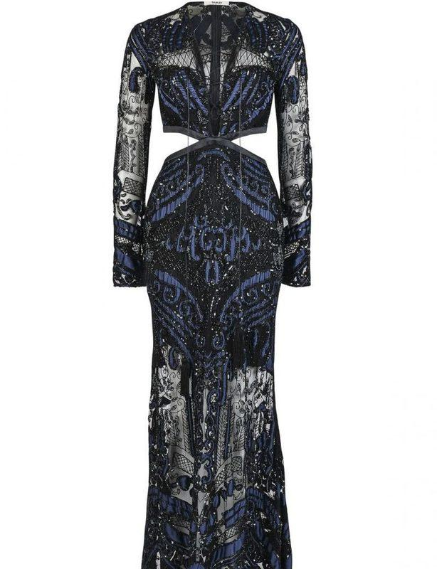 THURLEY BLUE VALENTINE DRESS size 8