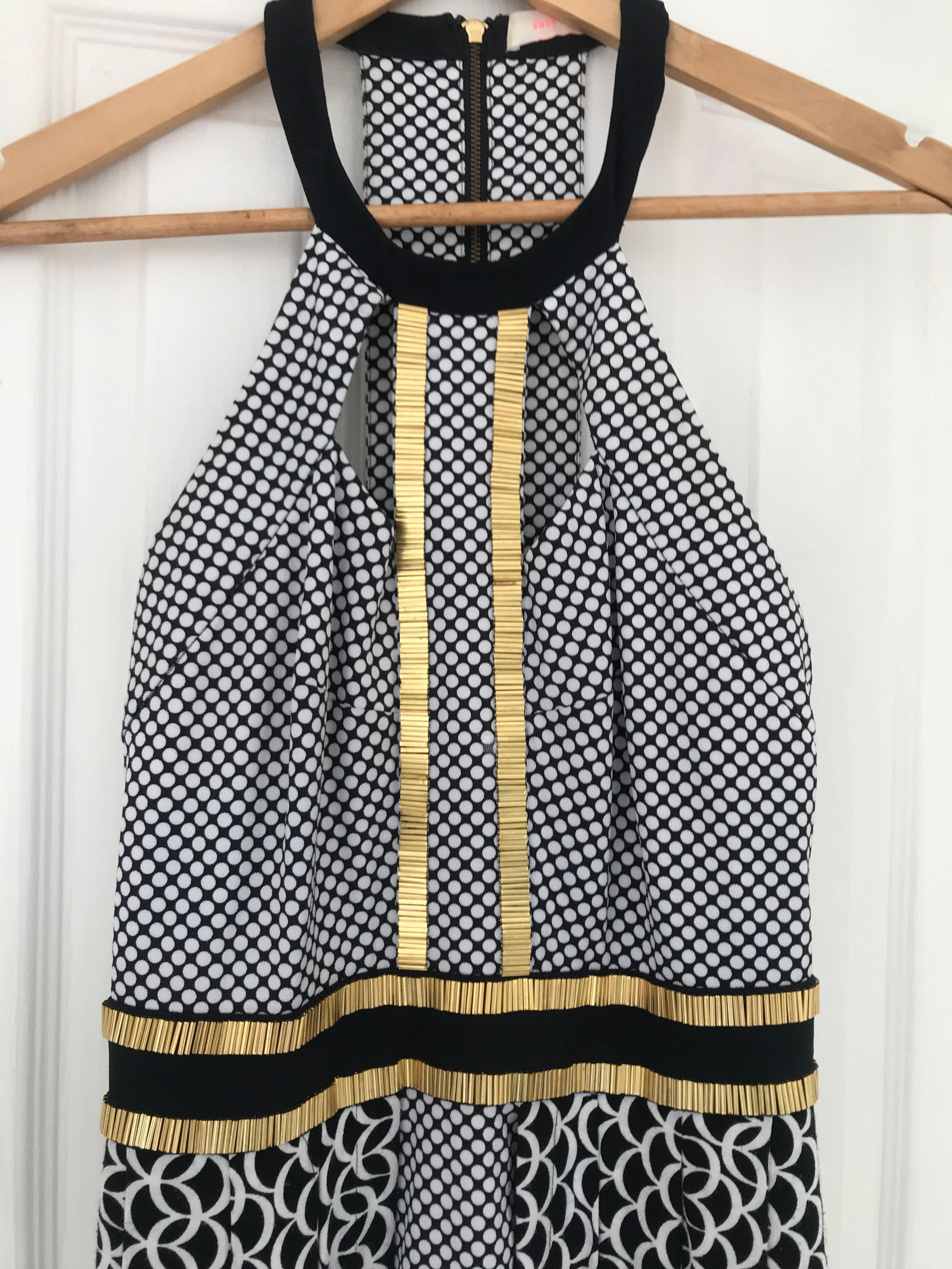 Sass & Bide The Invincible Maxi Dress Size 8 | The Volte