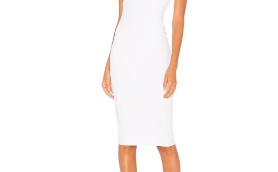 Nookie White Boulevard dress size 10