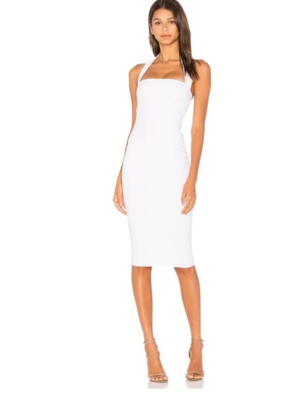 Nookie White Boulevard dress